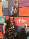 Me with my friends Harry and Draco