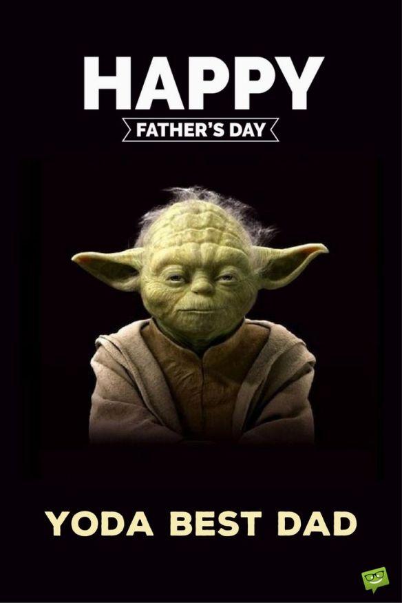 yoda dad