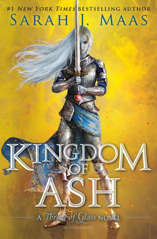 kingdome of ash